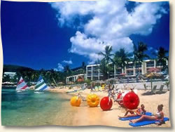 Caribbean Casual Resorts for Wedding Groups