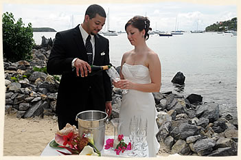 Getting Married at Elysian Beach