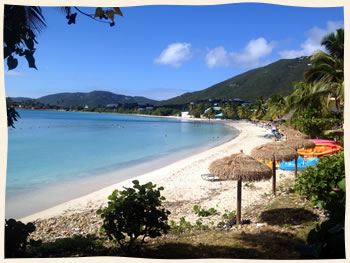 Emerald Beach Weddings St Thomas Virgin Islands