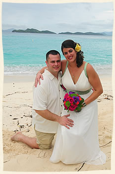 Married at Lindquist Beach
