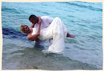 Married at Pt. Pleasant Resort