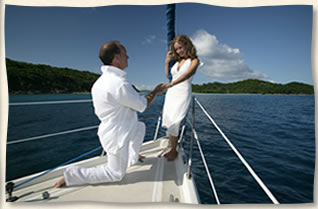 Virgin Islands wedding trips.