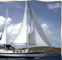 St Thomas Sailboat Weddings in the Virgin Islands