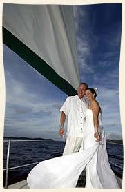 set sail for a beautiful life together!