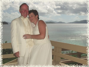 st thomas weddings - what an adorable couple
