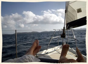 st thomas sailing