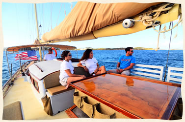 St John Sailing Weddings