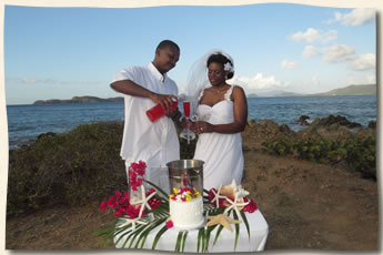 Wedding Reception for two at Pretty Klip Point