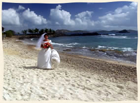 sapphire beach resort wedding